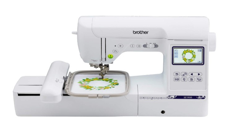 best professional embroidery machine