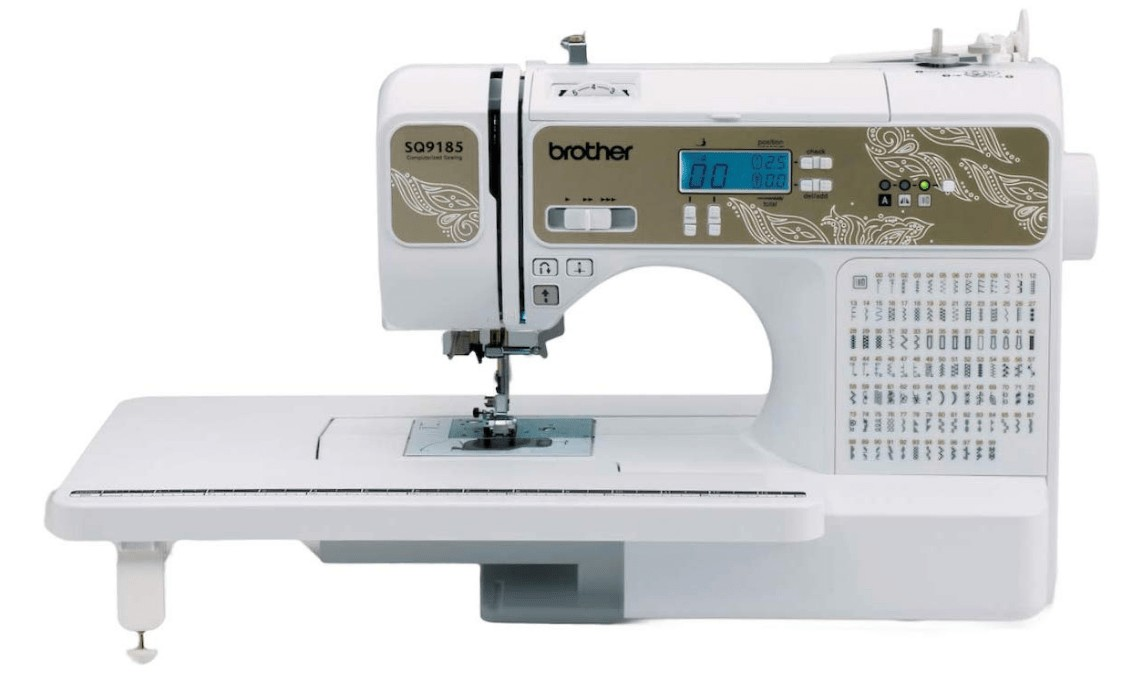 best computerized sewing machine review