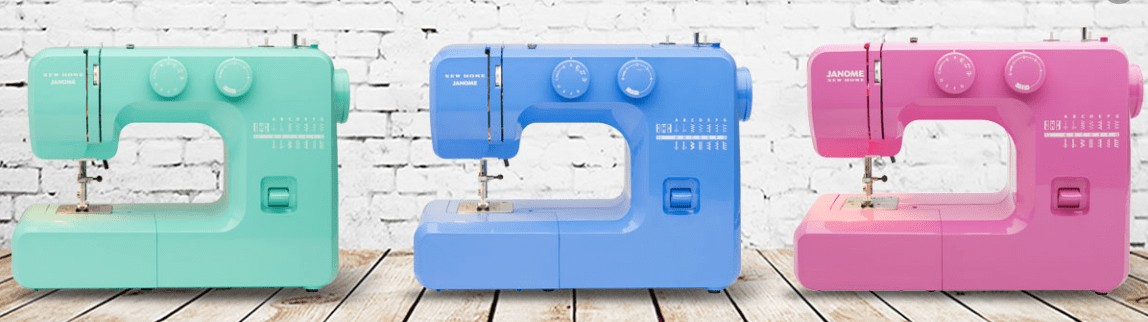 sewing machine types