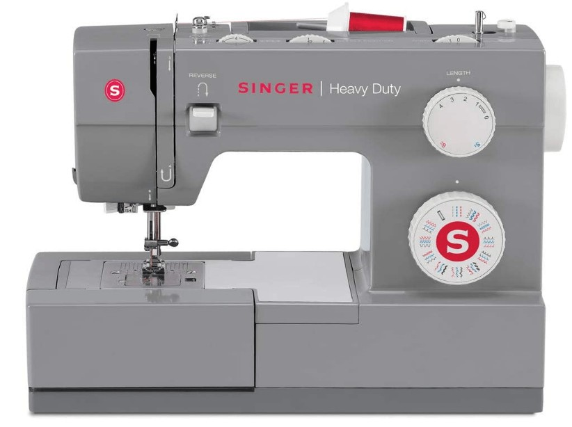 singer heavy duty sewing machine 4432