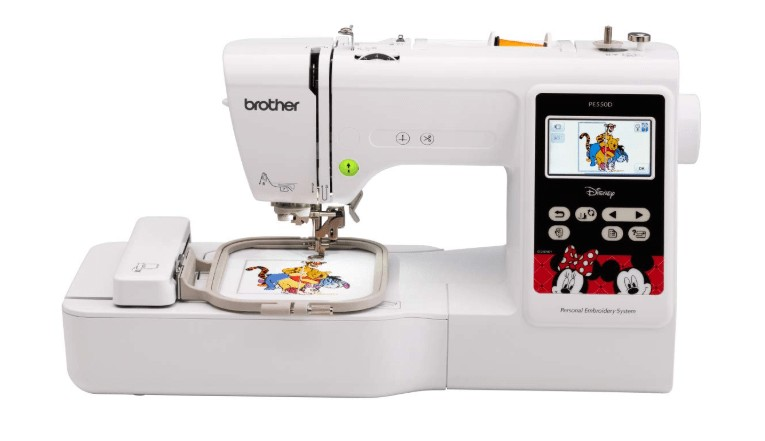 what is the best embroidery machine