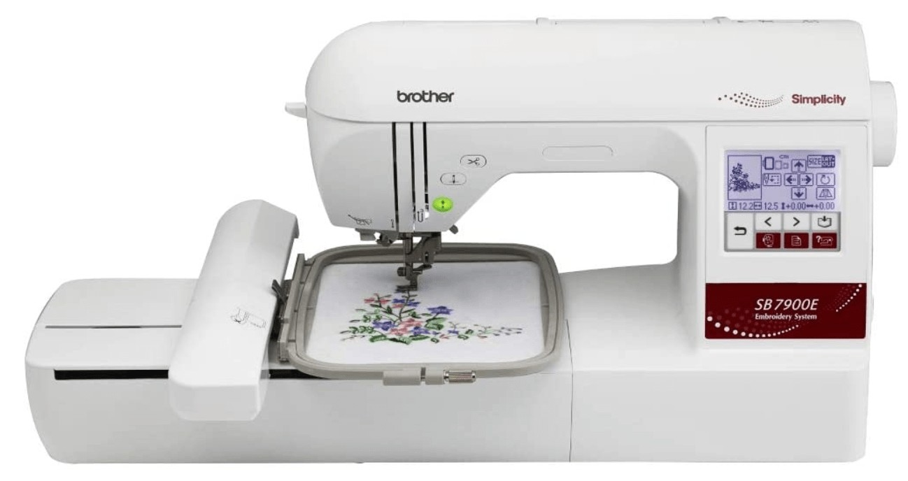 best brother embroidery machine under 2000