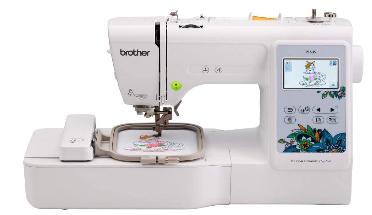 best digital embroidery machine