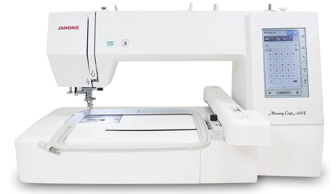 best embroidery machine under $2000