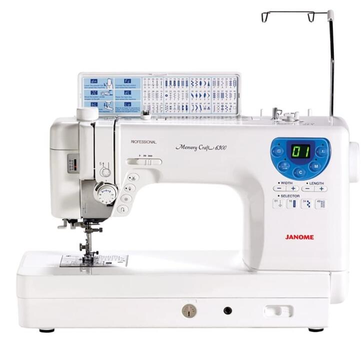 best janome sewing machine for e