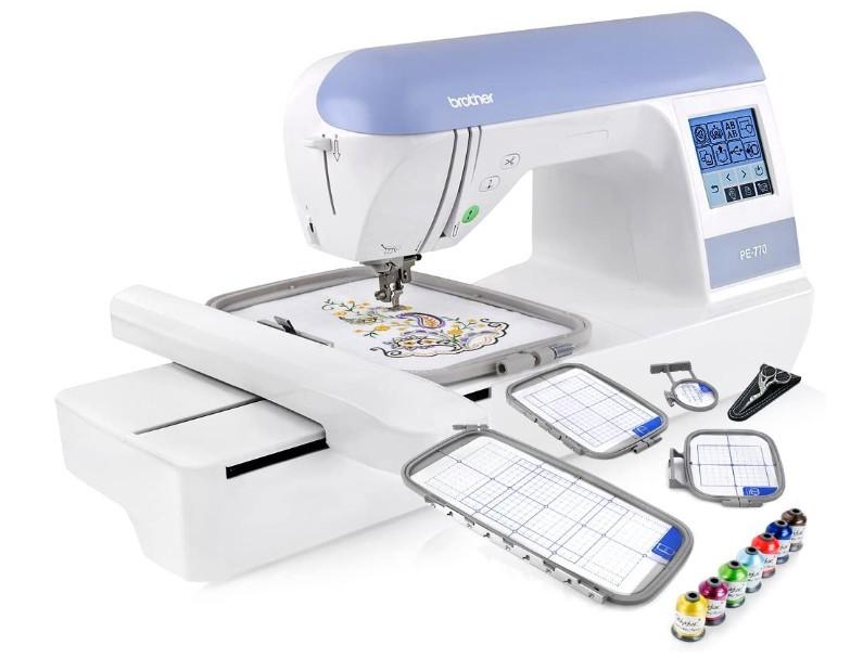 best digital embroidery machine price