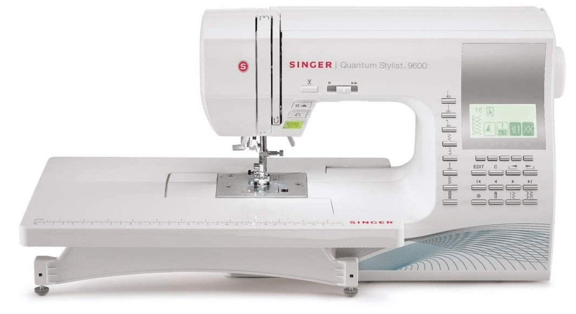 best digital embroidery sewing machine