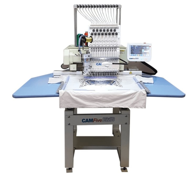 best industrial embroidery machine for sale