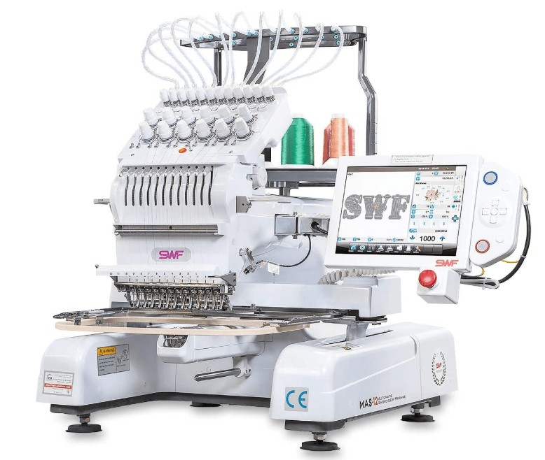 industrial embroidery machines prices