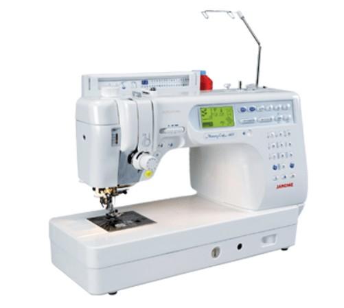 janome memory craft 6600p
