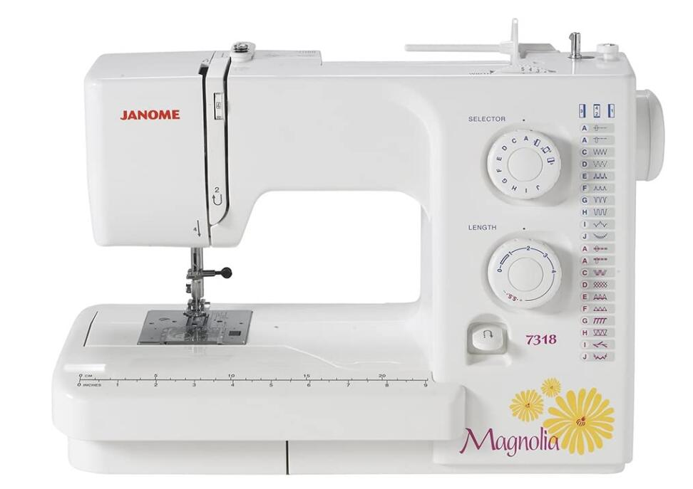 janome sewing machine for quilting
