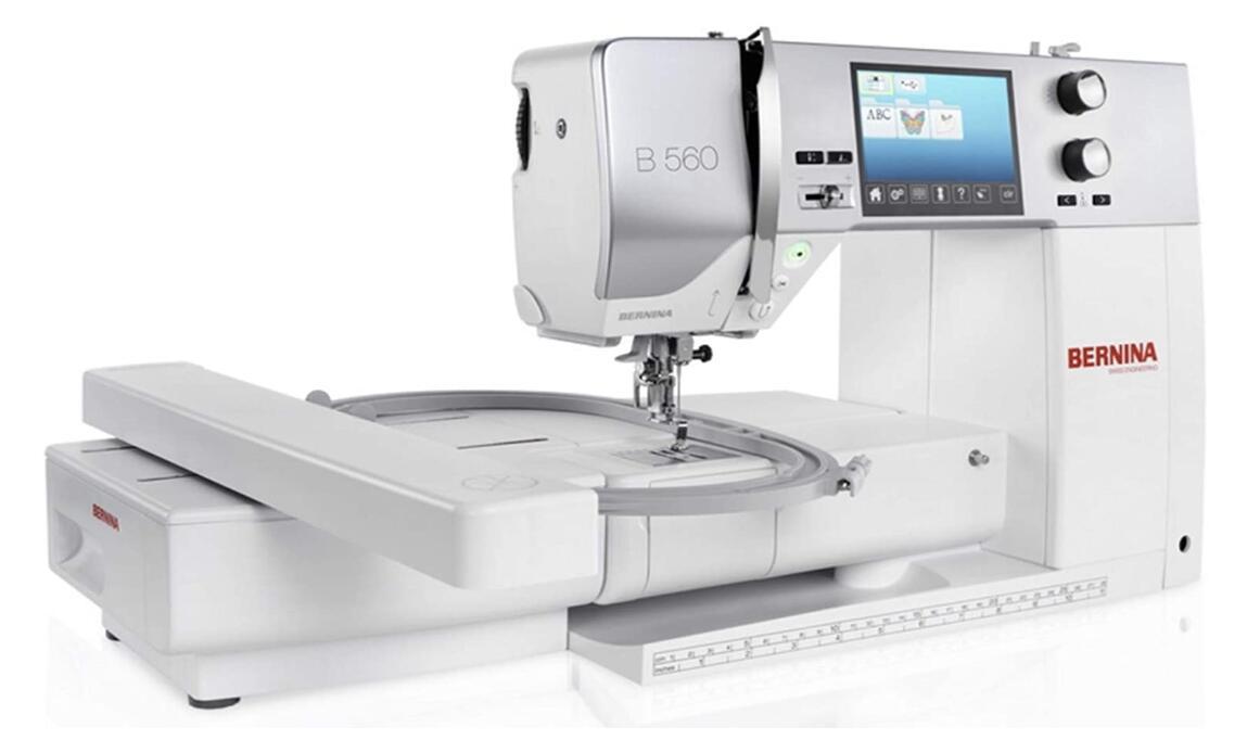 bernina sewing machine price list
