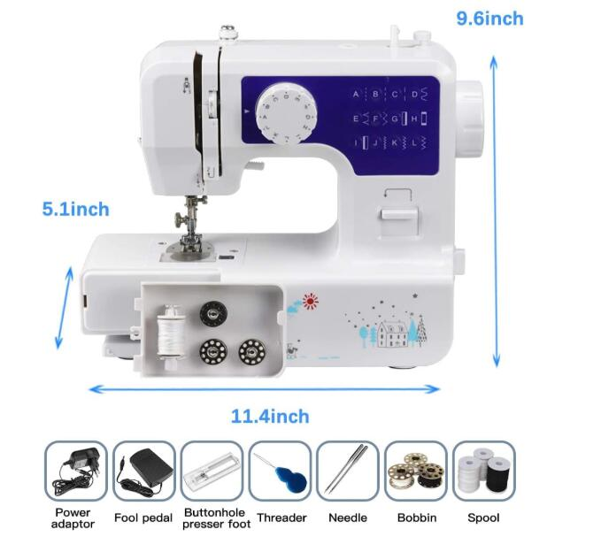 how to choose a child sewing machine