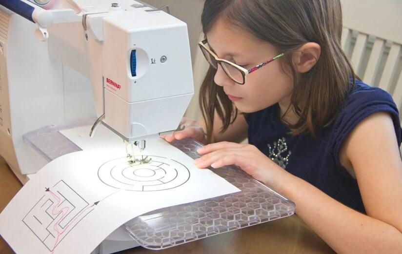choose a sewing machine for kids