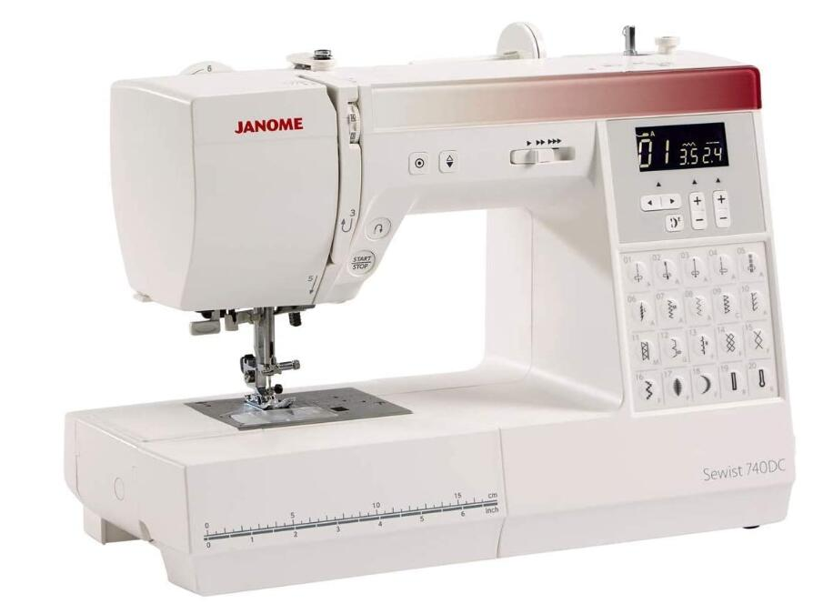 best heavy duty commercial sewing machine