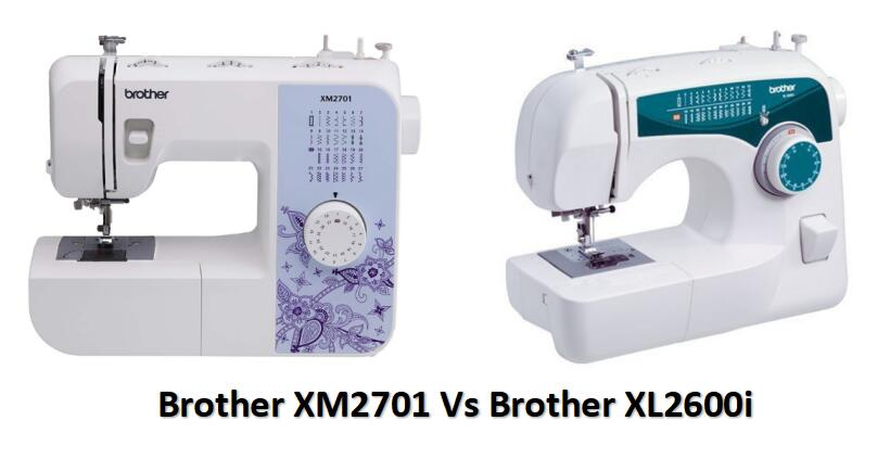 brother xm2701 vs brother xl2600i