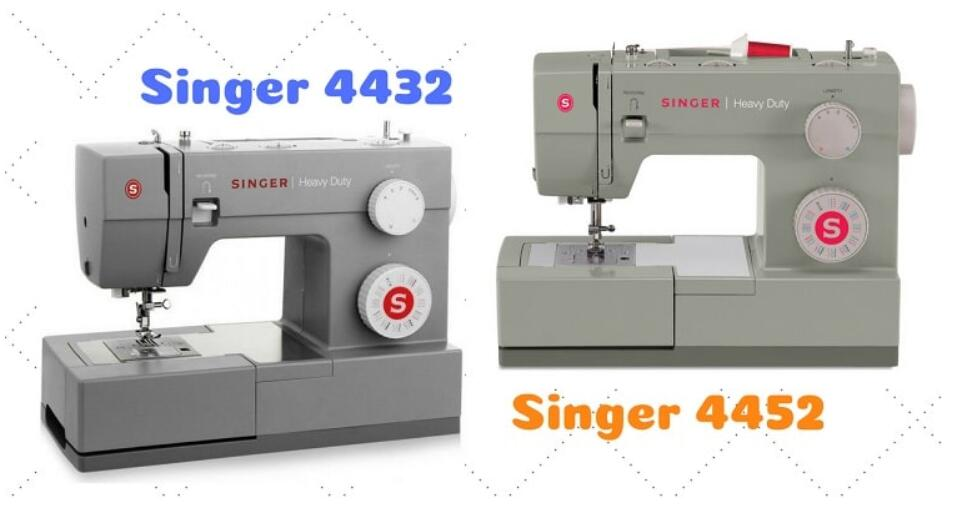 compare singer 4411 and 4423
