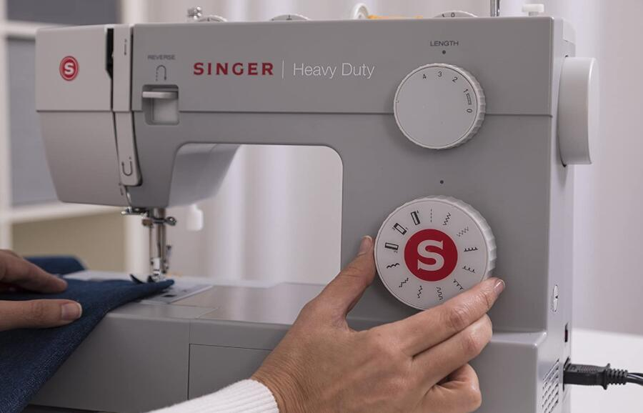 singer 4411 designs