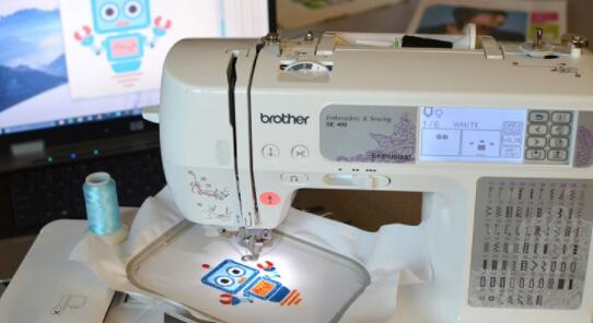 brother se400 embroidery