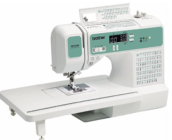 brother sewing machine xr3240 reviews