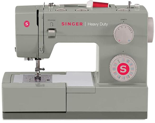 singer sewing machine heavy duty 4452