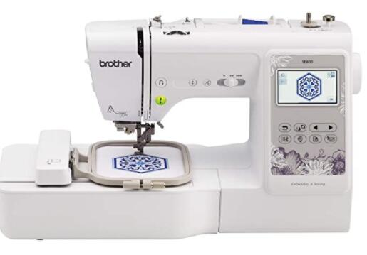 Inexpensive sewing embroidery machine