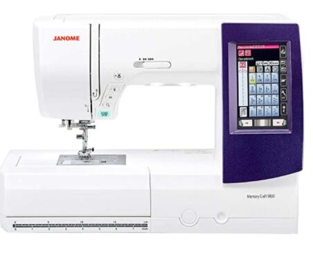 pick the best sewing machine for quilting