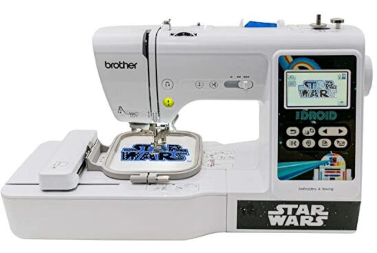 best value sewing embroidery machine