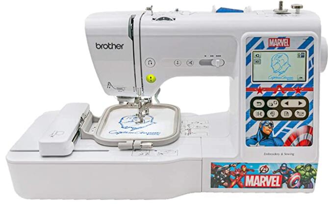 brother sewing machine embroidery designs