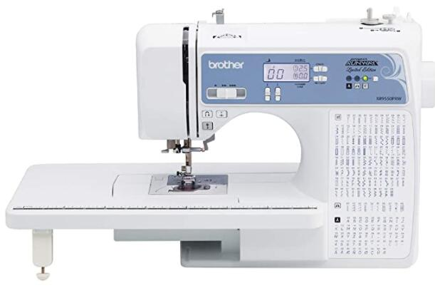 inexpensive embroidery sewing machine