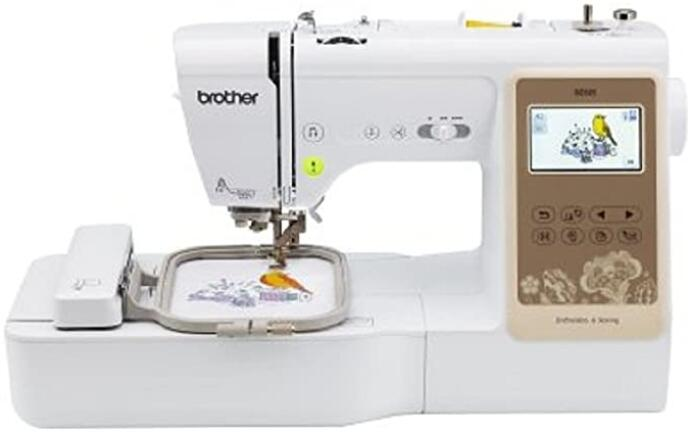 best computerized embroidery sewing machine