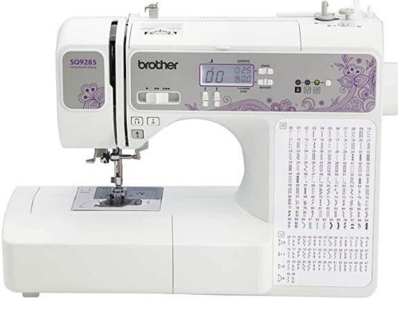 brother se400 computerized embroidery and sewing machine best price