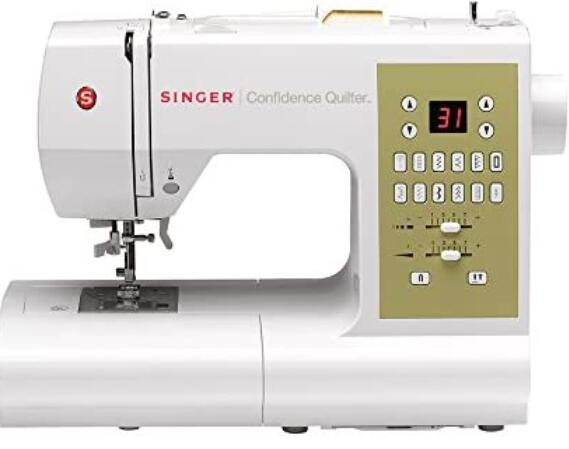 automatic sewing and embroidery machine