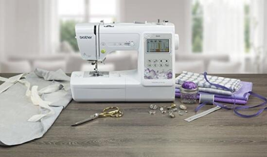 automatic sewing embroidery machines