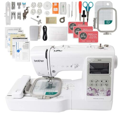 high end computerized sewing embroidery machines