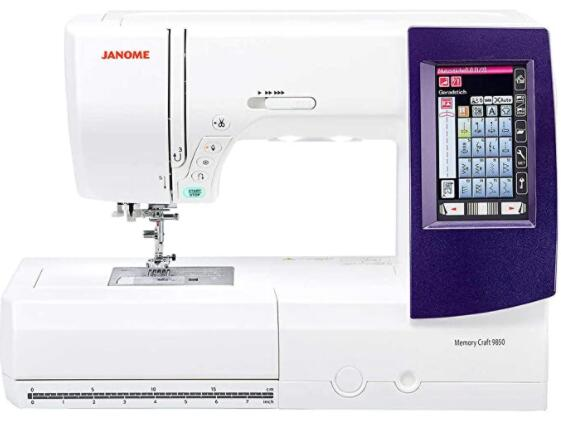 Automatic sewing machine for home use