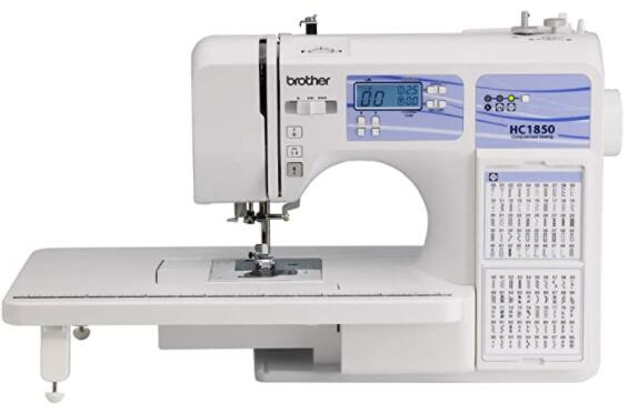Best sewing machine for sewing and quilting