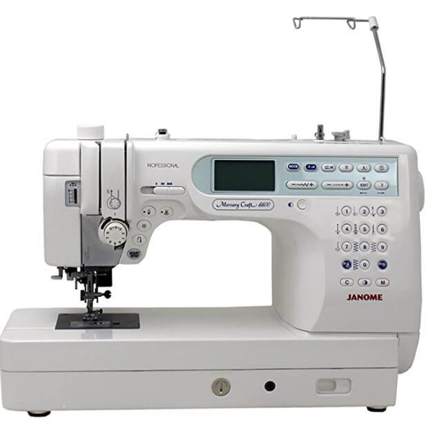 janome craft sewing machine