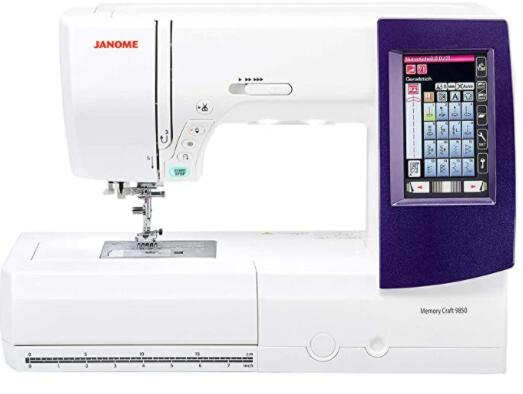 best sewing embroidery machine combo