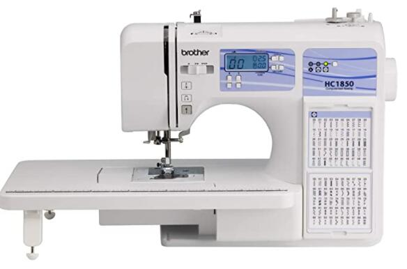 inexpensive sewing and embroidery machine