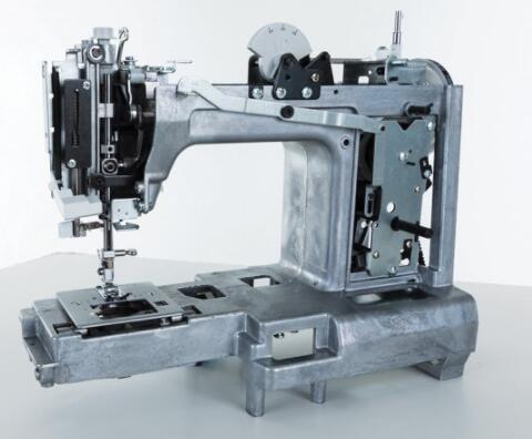 Singer sewing machine frame