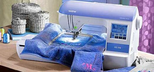 brother sewing machine embroidery patterns