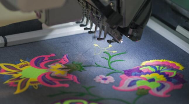 how to pick embroidery and sewing machine