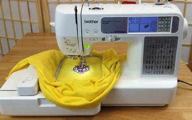 personal use embroidery machine