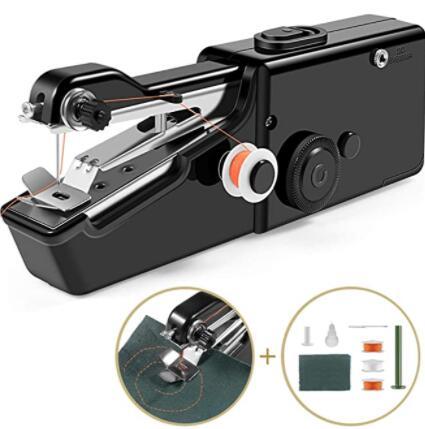 heavy duty handheld sewing machine