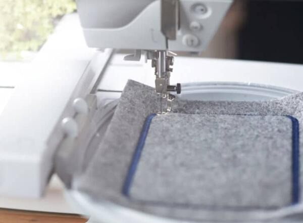 guides of automatic embroidery machines