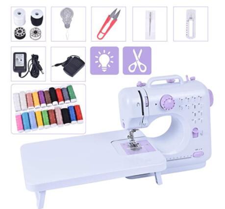 portable handheld cordless electric sewing machine
