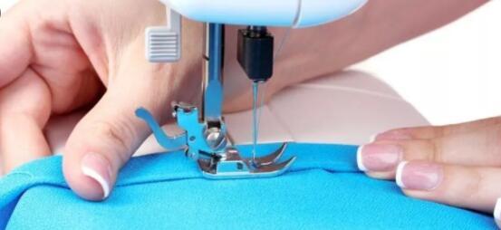 modern sewing machine work
