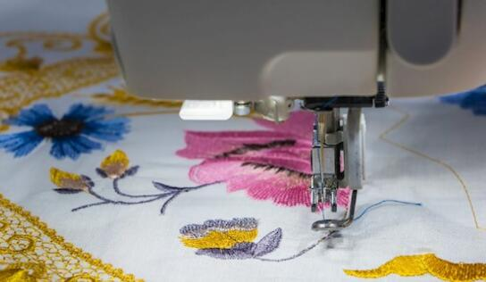 top rated embroidery machines