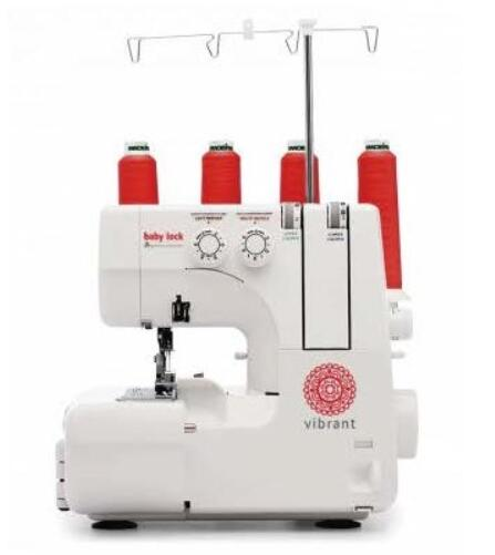 baby lock vibrant sewing machine for industrial